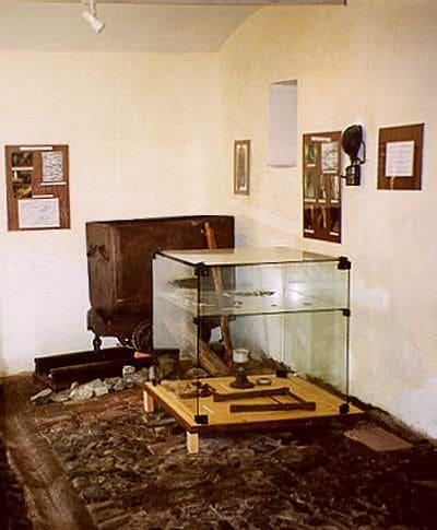 Hornické muzeum v Jiřetíně pod Jedlovou