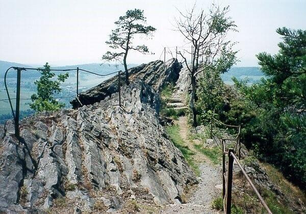 Jehla u České Kamenice