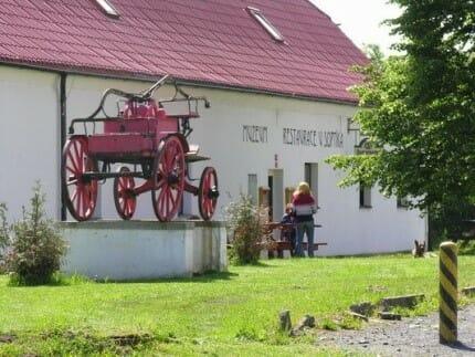 Muzeum hasičké techniky v Novém Oldřichově