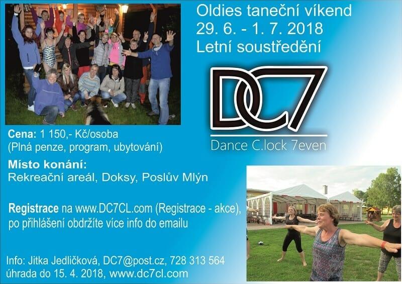 Oldies taneční víkend